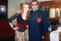 Kate and Chas, Hackney Empire